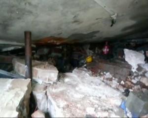 ftg navi mum wall collapse.