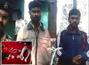 nagpur arrest