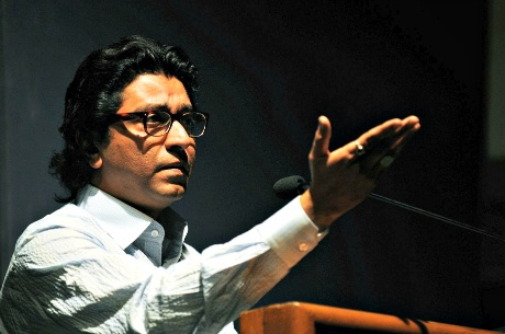 Raj Thackeray blog
