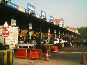 MNS workers vandalise toll booths (54)