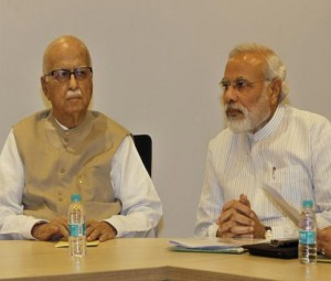 3453 modi and advani news