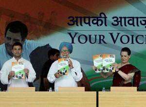 congress manifesto 2014