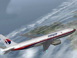 बेपत्ता मलेशियन विमानाचं अपहरण ?