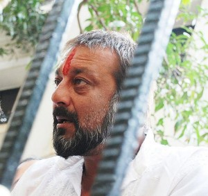 sanjay dutt in jail