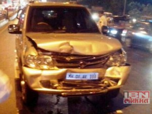 cm car accident