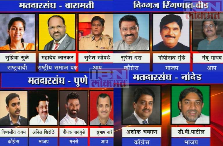new6loksbha_election_big_fights