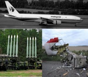 malaysian airline shot down