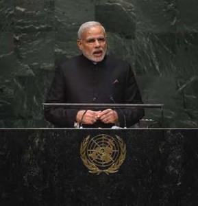 narendra modi UN General Assembly session