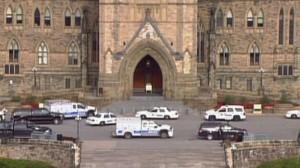 shots fired inside canadian parliament
