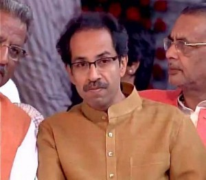 uddhav in wankhede