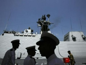 Torpedo Recovery Vessel