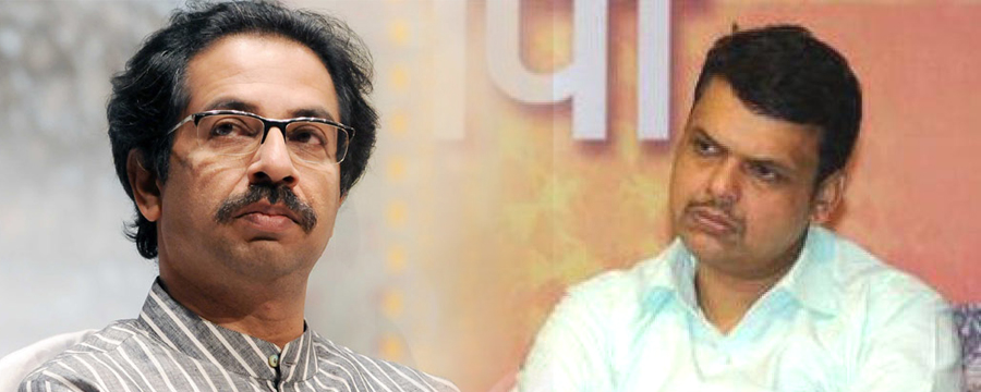 uddhav and devendra