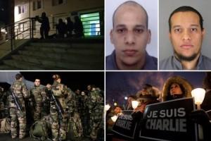 ParisShooting suspects