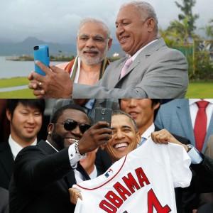 modi obama selfie