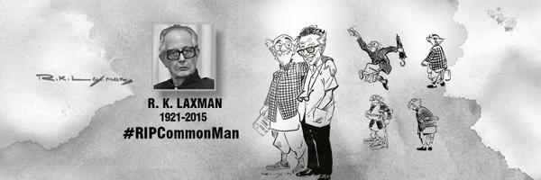 r k laxman life journey
