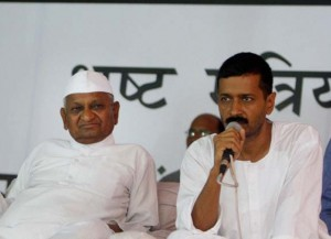 keriwal and anna