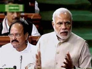 pm speech in loksabha