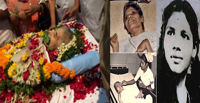 Aruna Shanbhagaas