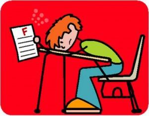1oth exam fail