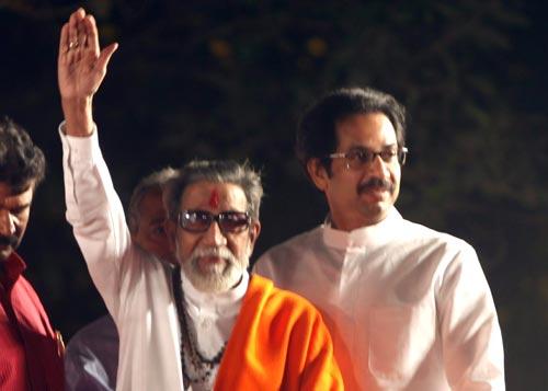 balasaheb and uddhav