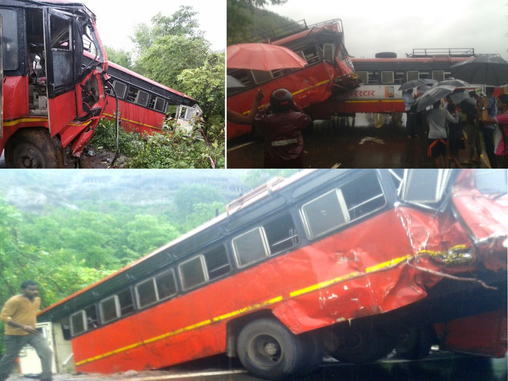 st bus accident 435