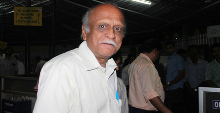 Prof. Kalburgi as