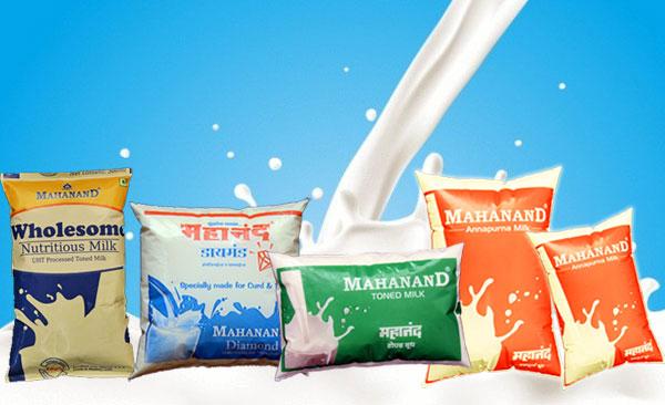 mahanand milk