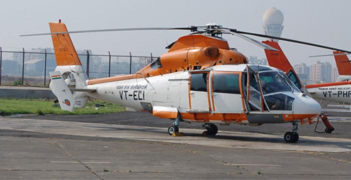 Hansraj helicopter