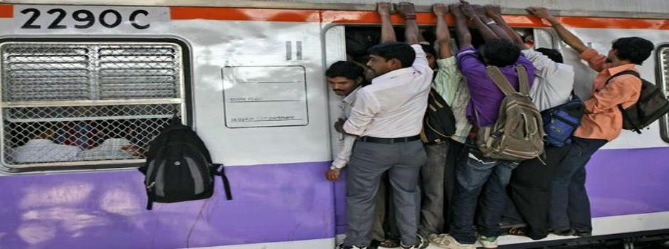 mumbai local accident