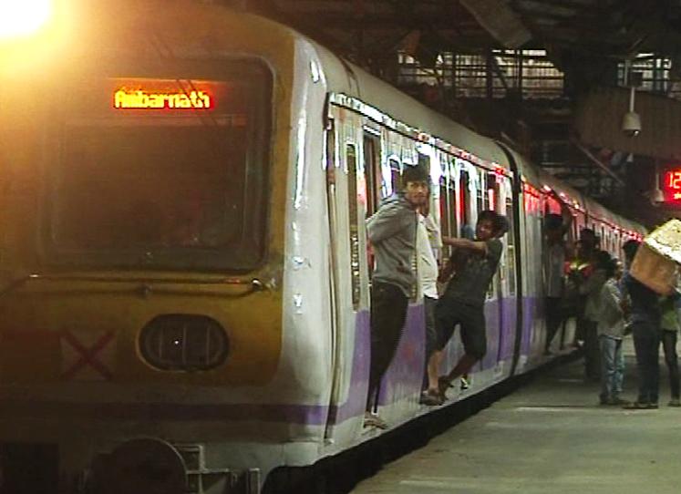 mumbai local beby