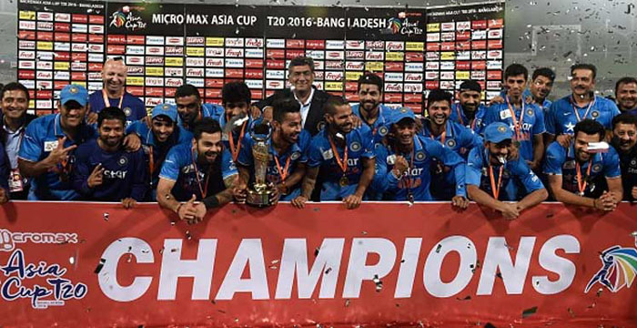 Asia cup winners finals