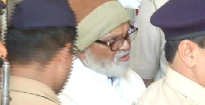 bhujbal discharge