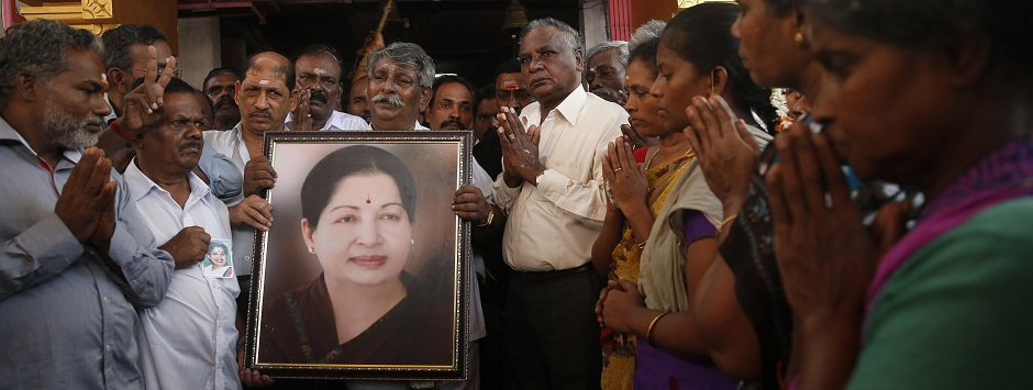 India Jayalalithaa