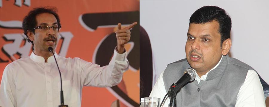 Devendra and uddhav