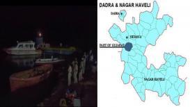 सिल्वासा बोट उलटून मुंबईतील पाच पर्यटकांचा मृत्यू