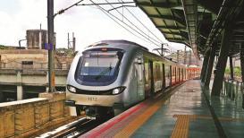मीरा भाईंदरकरांना मेट्रो भेट