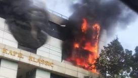 पुण्यात 24 तासात दुसरी आगीची घटना, बाणेरमध्ये आगडोंब