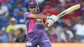 धोणींचा विनिंग चौकार, पुण्याचा हैदराबादवर विजय