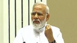 मुस्लिमांनीच पुढे येऊन 'तीन तलाक' प्रथा संपवावी -पंतप्रधान मोदी