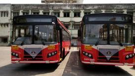 अशी आहे नवी बेस्टची बस