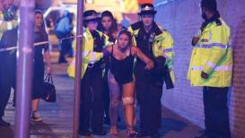 मॅंचेस्टरमध्ये अरेना ग्रॅंडच्या कॉन्सर्टदरम्यान बॉम्बस्फोट; 19 ठार, 50 जण जखमी