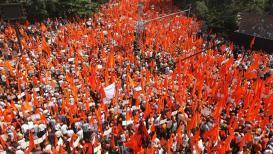 मराठा मोर्चाचं भगवं वादळ पुन्हा घोंघावणार, 9 जूनला मुंबईत धडकणार