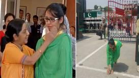 पाकिस्तान हा चांगला देश नाही, मृत्यूचा सापळा आहे; उजमाचा थरारक अनुभव