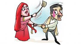 पत्नीच्या जाचाला कंटाळून 2015 मध्ये ६४ हजार पतींच्या आत्महत्या