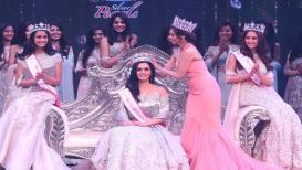 हरियाणाची छोरी मानुषी छिल्लर बनली 'मिस इंडिया वर्ल्ड'