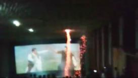 'ट्युबलाईट'मध्ये सलमानच्या 'एंट्री'वर चाहत्यांनी थिएटरमध्ये फोडले फटाके