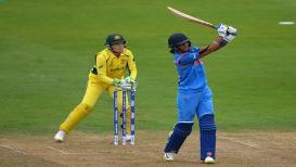 भारतीय महिला क्रिकेट संघ 12 वर्षांनंतर वर्ल्डकपच्या फायनलमध्ये