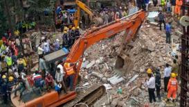 घाटकोपर इमारत दुर्घटनेत मृतांचा आकडा 12 वर