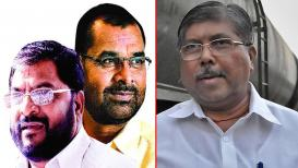 राजू शेट्टींनी एनडीएमध्येच राहावं, बाकी त्यांचा निर्णय -चंद्रकांत पाटील