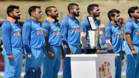 भारत-श्रीलंका दुसऱ्या वन-डेत ऐकू येणार नाही राष्ट्रगीत
